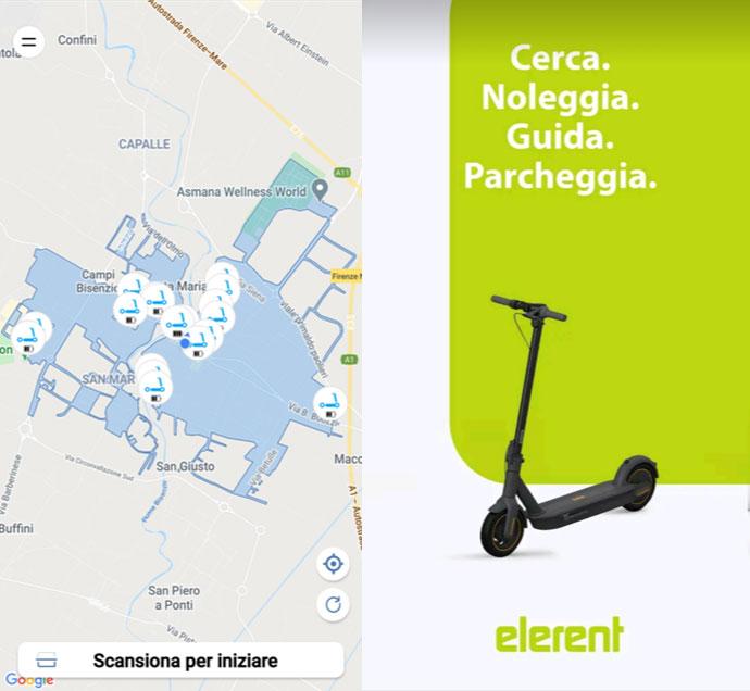 Noleggio Monopattini Elettrici Campi Bisenzio - Smart Call